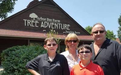 Teaching your kids through travel