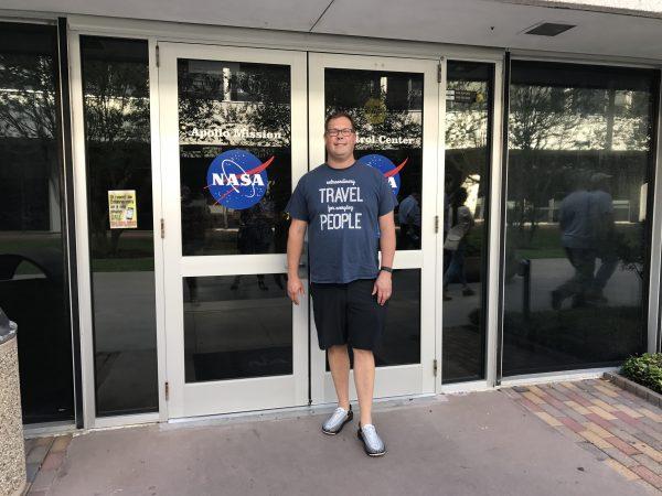 Apollo Mission Control at Space Center Houston