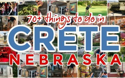 70+ things to do in Crete, Nebraska