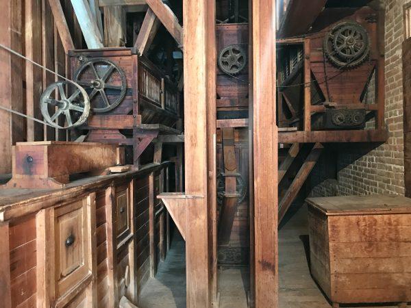 A look inside the Neligh Flour Mill