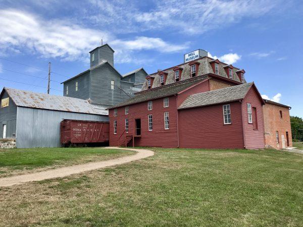 The Neligh Flour Mill Museum