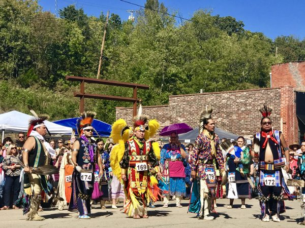 Powwow at the National Indian Taco Championships