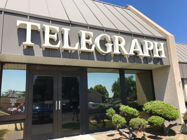 My first job after college was as a reporter for The North Platte Telegraph newspaper.