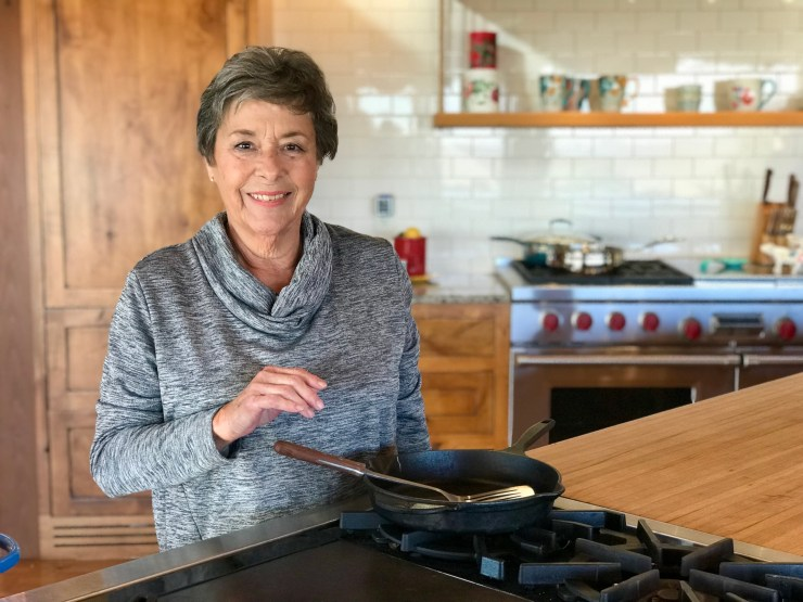 Pioneer Woman Drummond Lodge kitchen, Pawhuska, Oklahoma