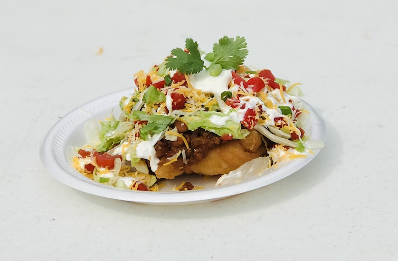 indian taco championships