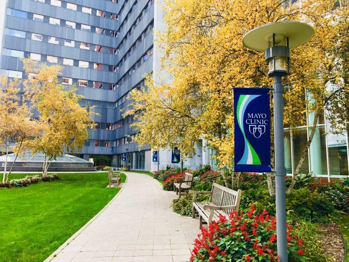Mayo Clinic in Rochester, Minnesota