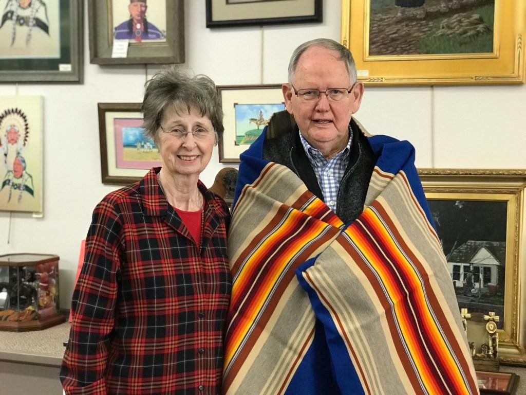 Clifton's Gift Shop, the Trumblys, Pawhuska, Oklahoma
