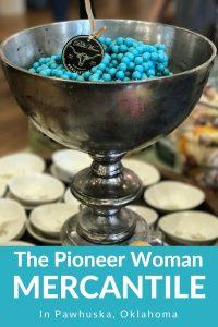 The Pioneer Woman Mercantile in Pawhuska, Oklahoma.