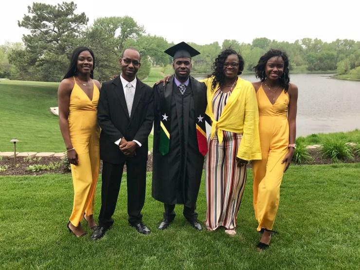 Tross family photo