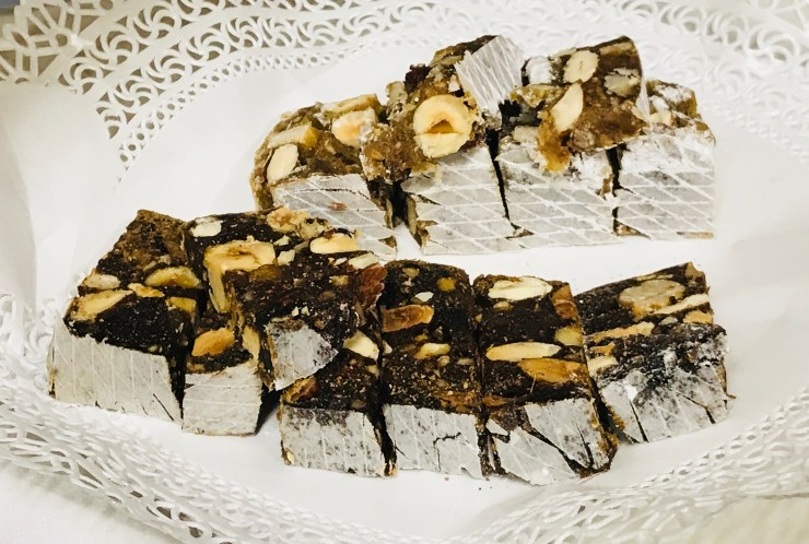 Panforte at il Magnifico, Siena, Italy