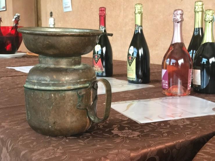 Vigne Matte winery