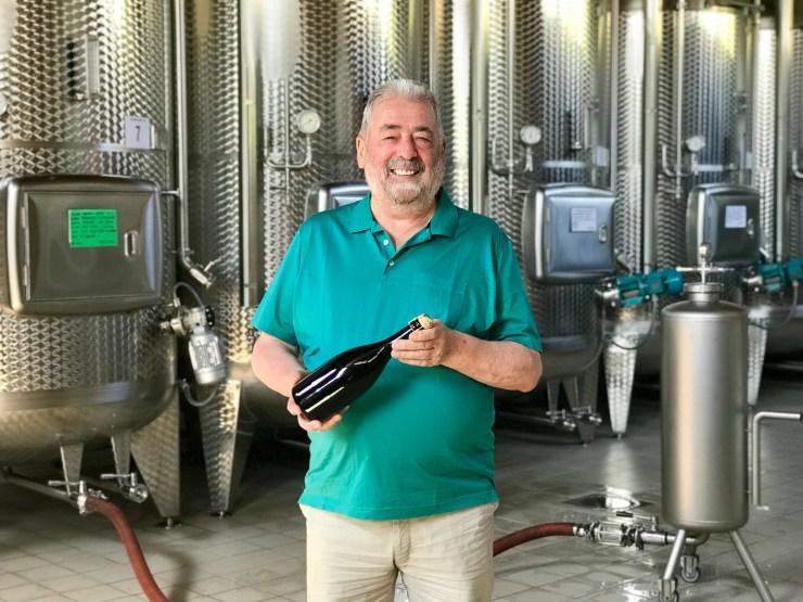 Roccat winery winemaker