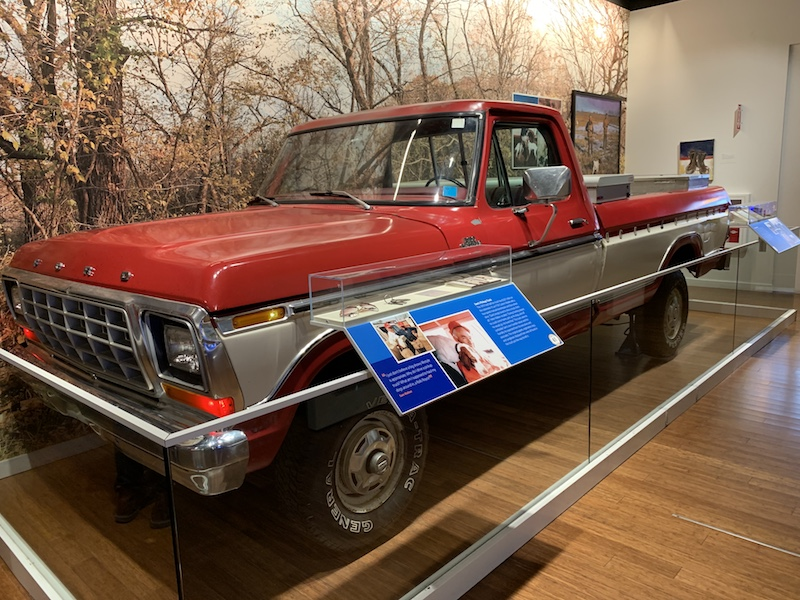 Sam Walton truck