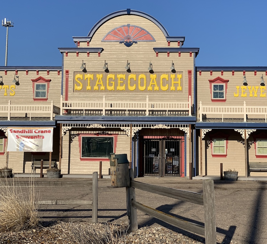 Stagecoach store