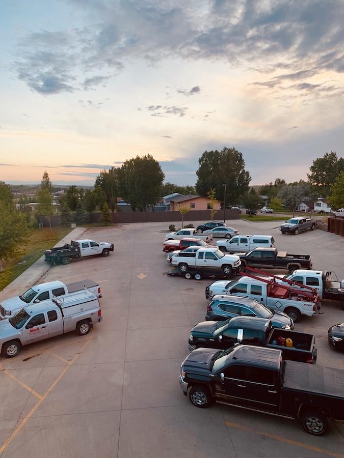 pick up trucks in North Dakota
