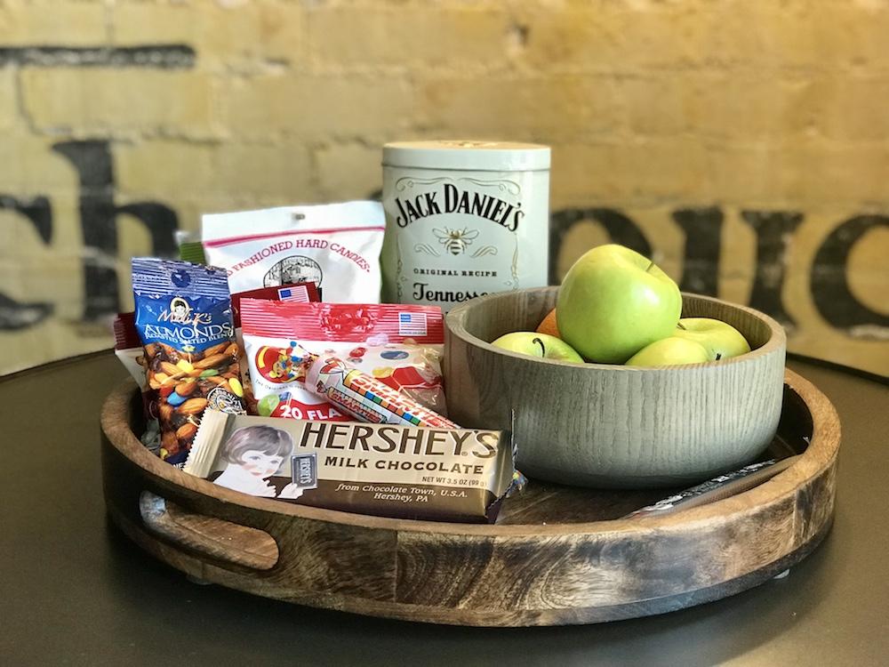 boarding house snacks pioneer woman hotel