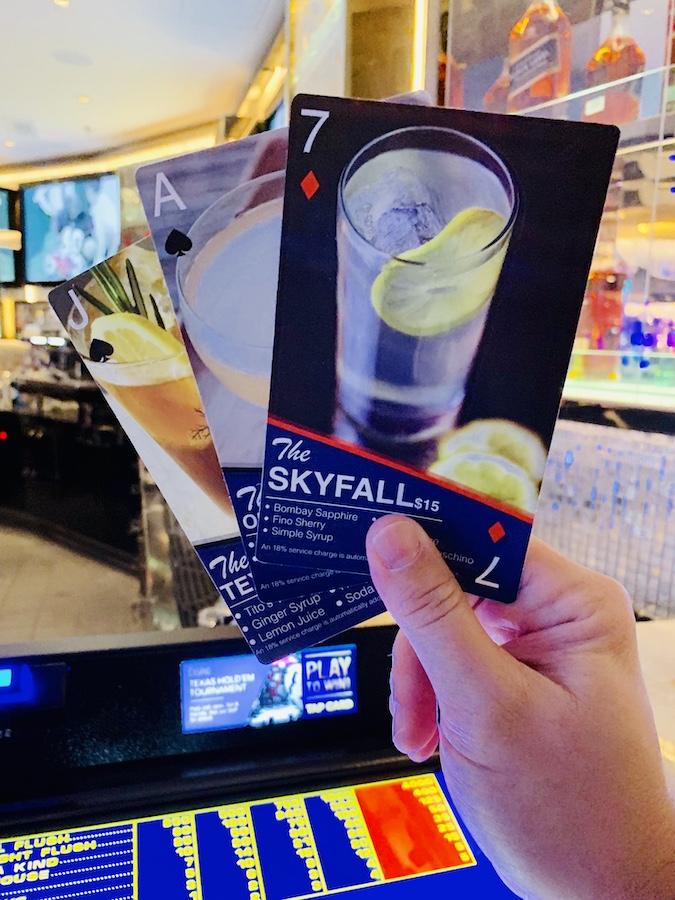 Celebrity Edge Bars Casino Bar