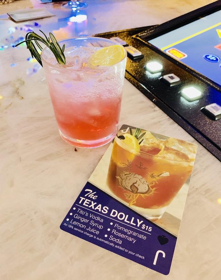 Bars on the Celebrity EdgeCasino Bar