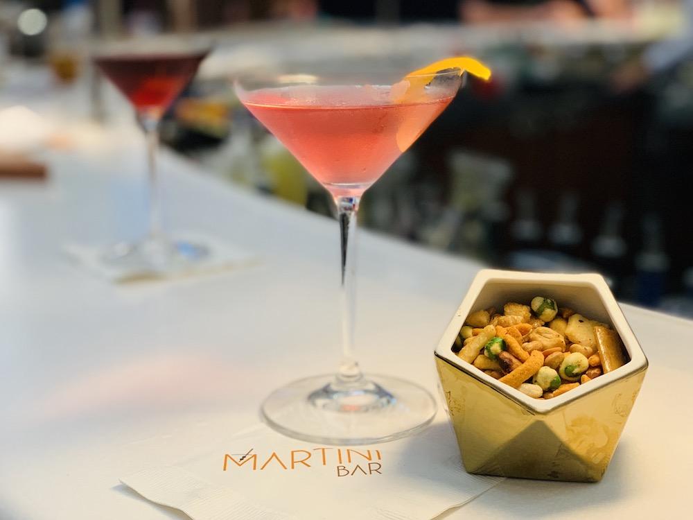 Celebrity Edge Bars Martini Bar