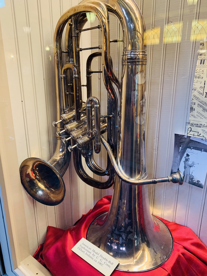 double belled euphonium