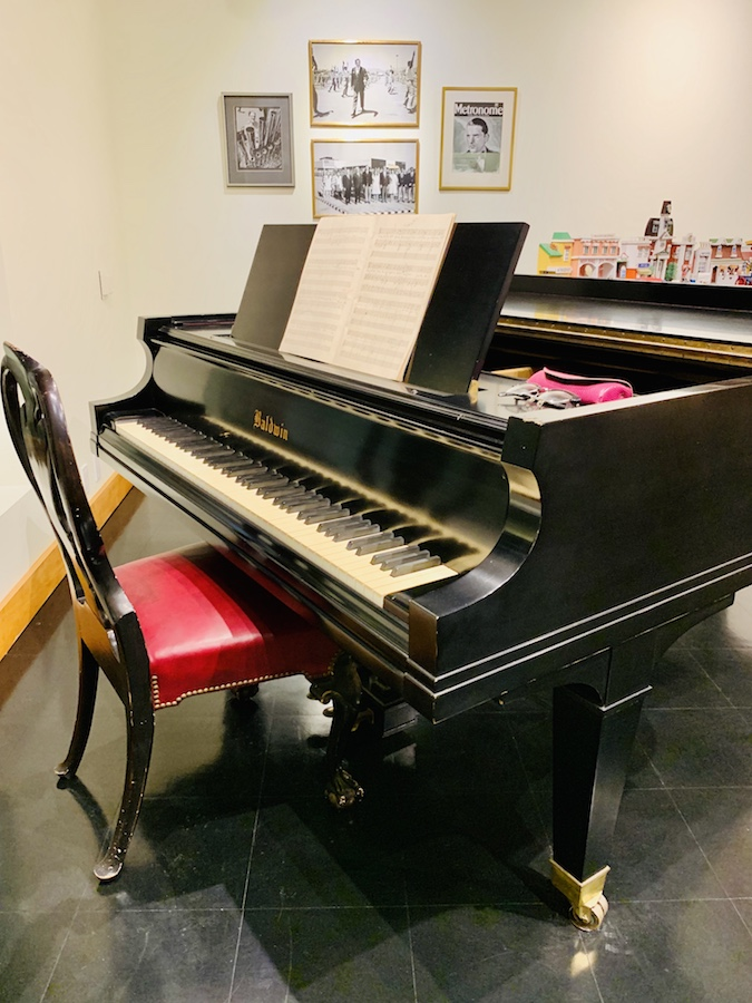 meredith willson piano