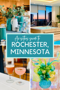 visitors guide Rochester Minnesota