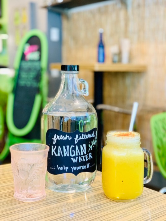 kangan water at tonic Rochester