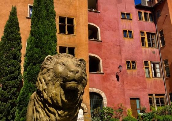 The Labyrinths of Lyon, France