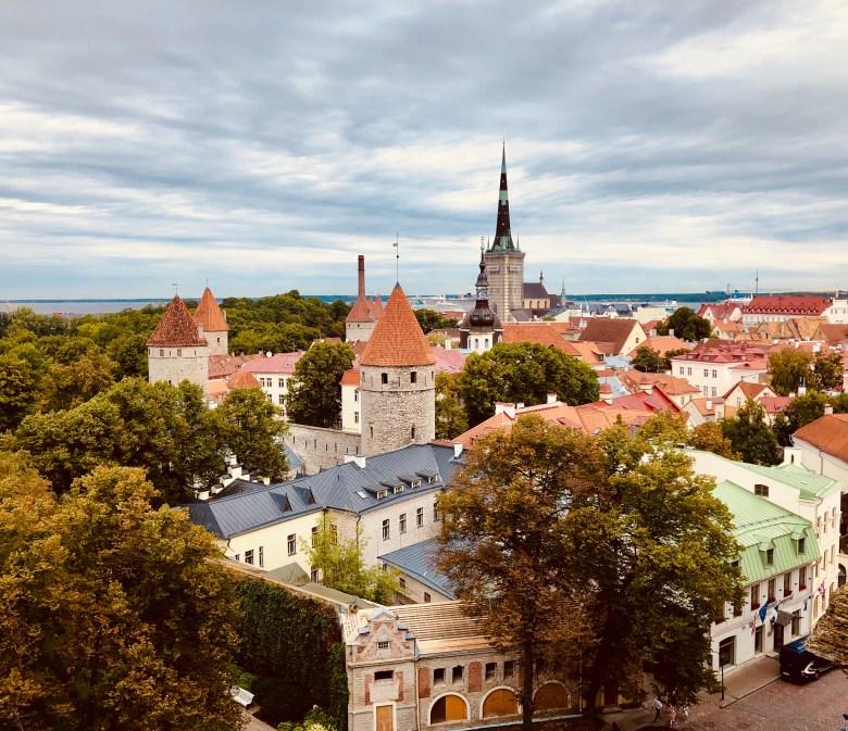 Discover the Romantic Charms of Tallinn, Estonia