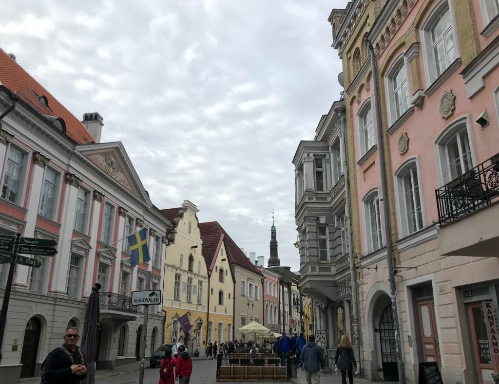 Exploring Tallinn, Estonia