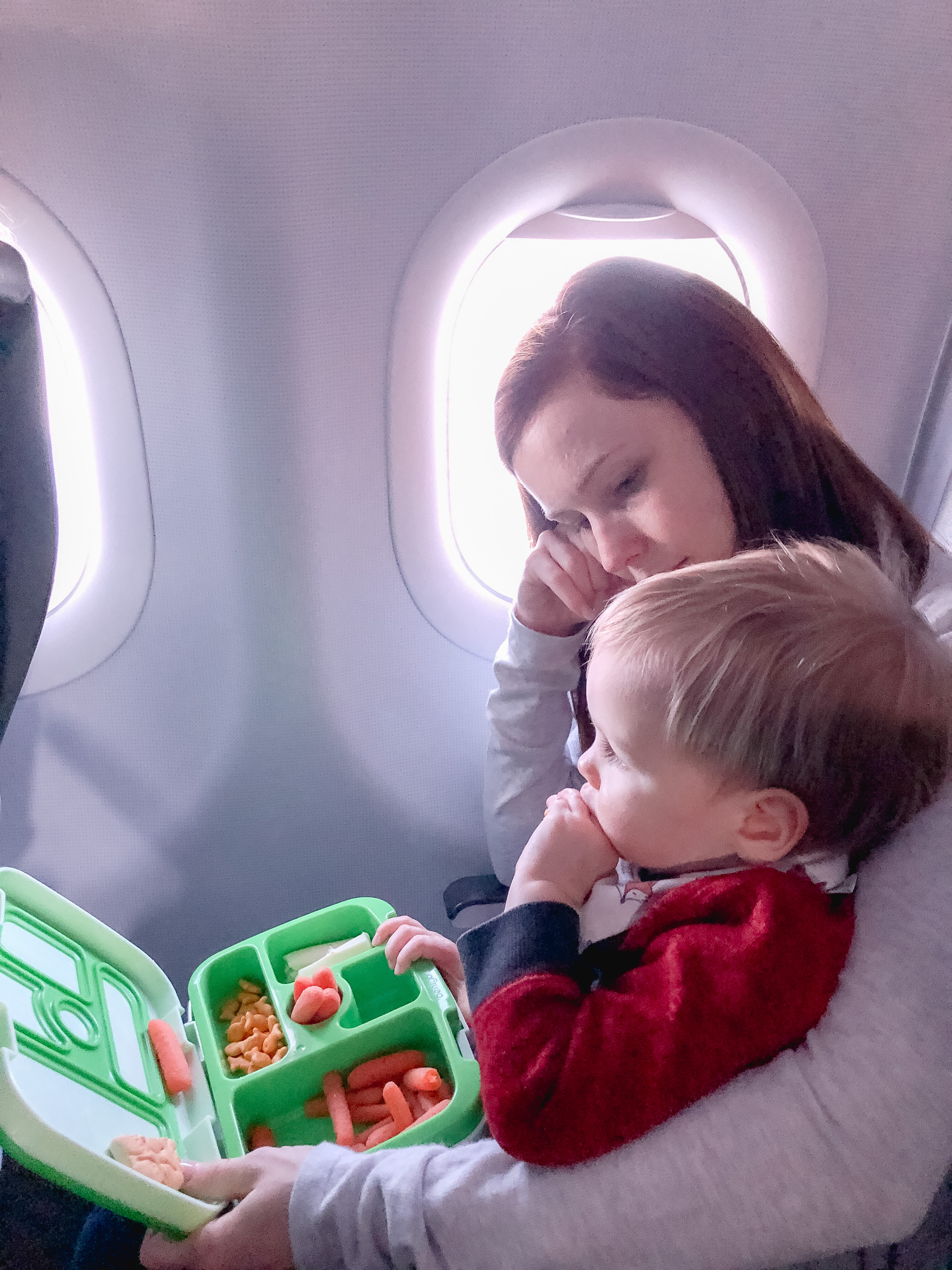 Air Travel with Kids and Babies
