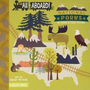 Best Travel Gifts Children's Book National Park 1