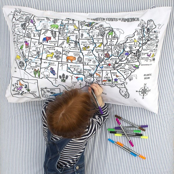 Best Travel Gifts Travelers Kids Pillow
