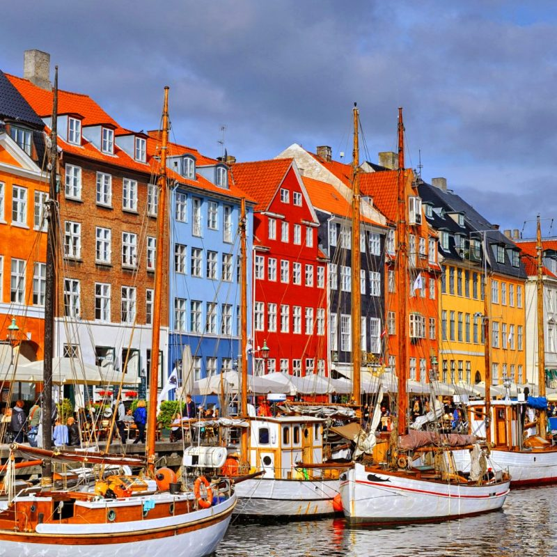 Copenhagen Denmark with Kids