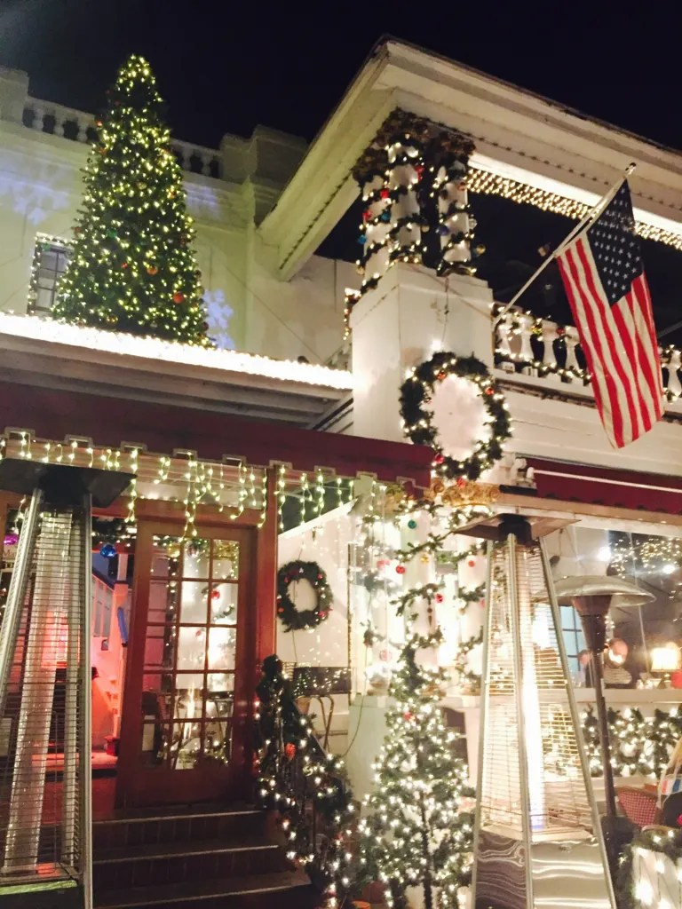 Christmas Vacation for Families St Augustine