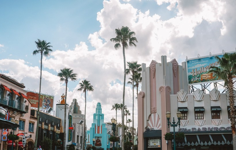 Hollywood Studios Landscape