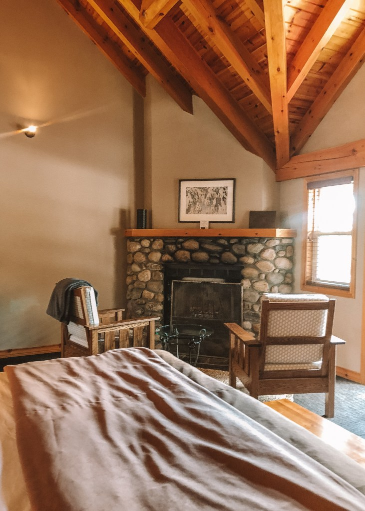 Buffalo Mountain Lodge Premier Room
