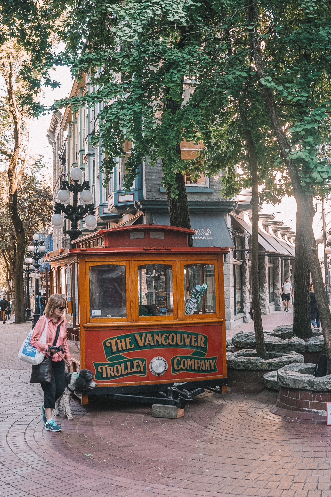 Gas Town, Vancouver, Canada