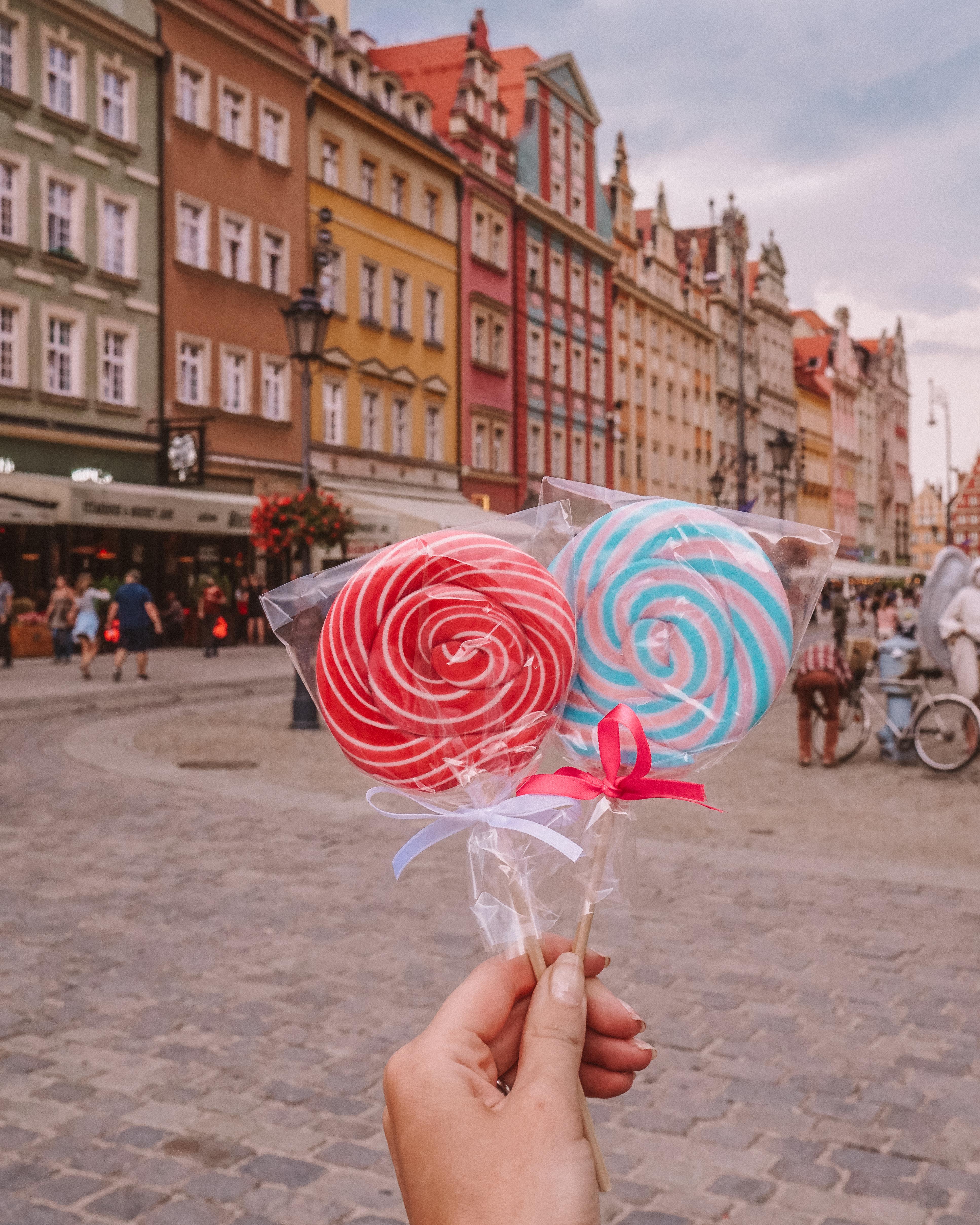 Wroclaw Market Square, Poland