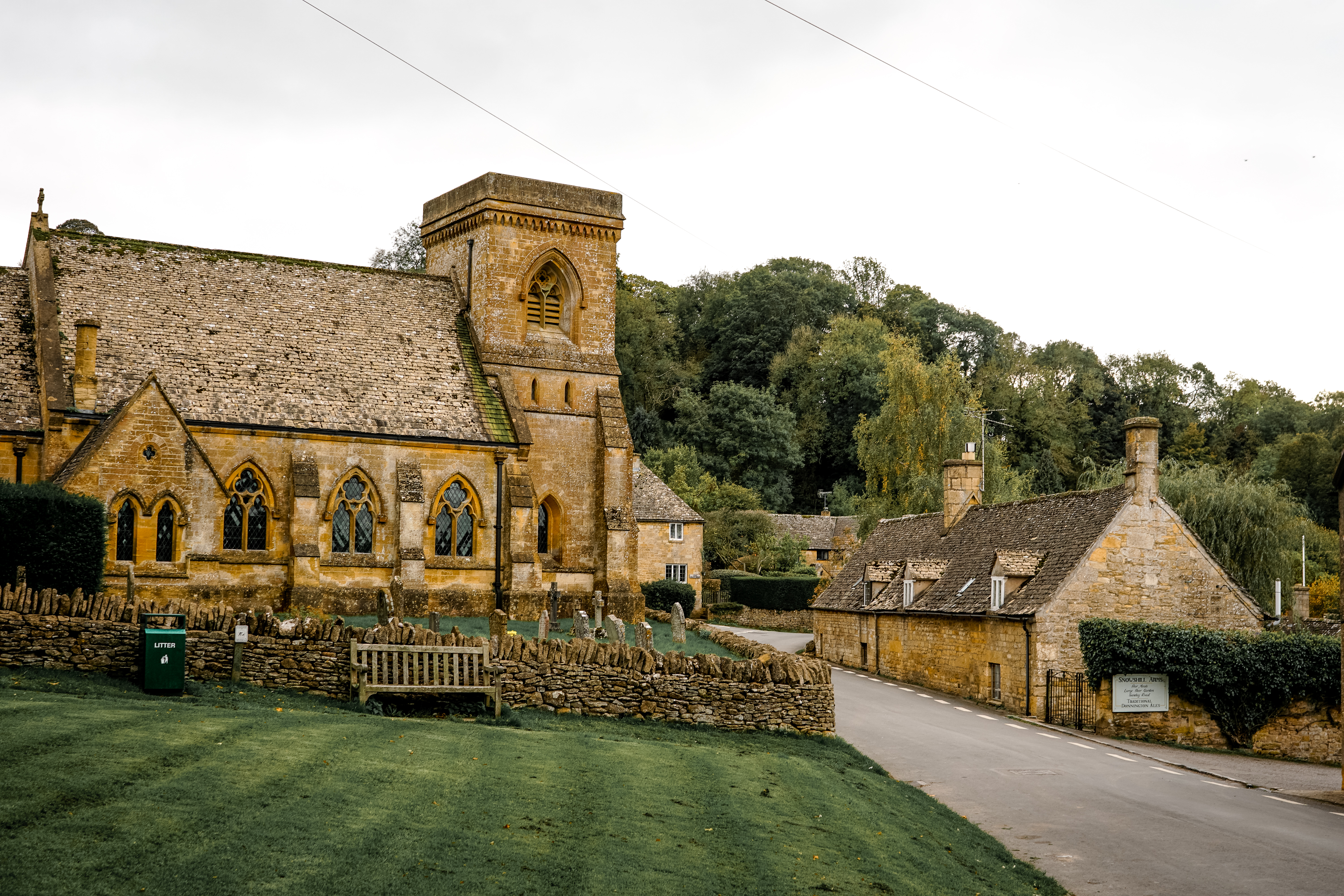 The prettiest villages in the Cotswolds | Snowshill, Gloucestershire