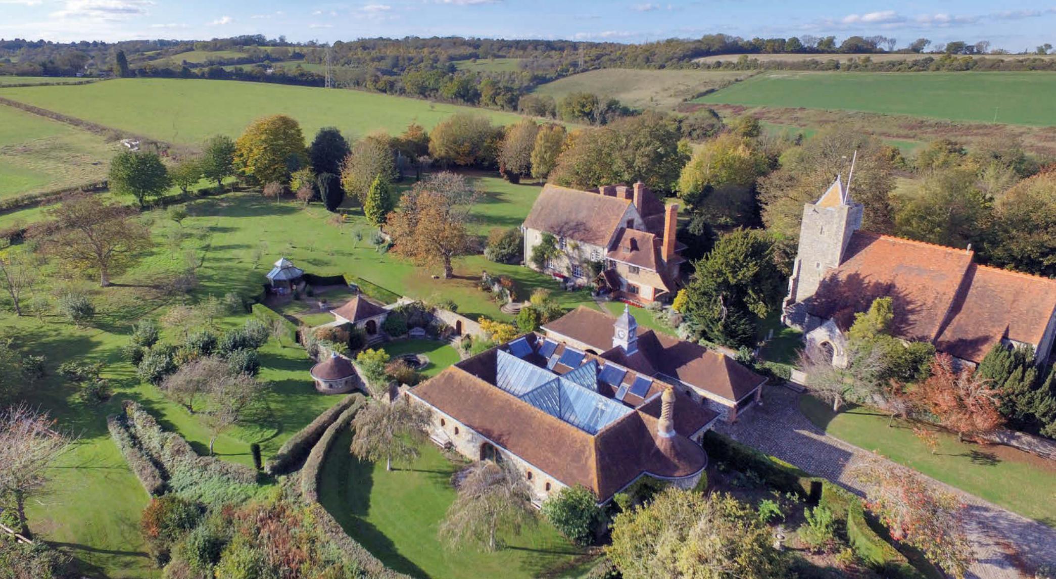 England's oldest house   Kent, UK