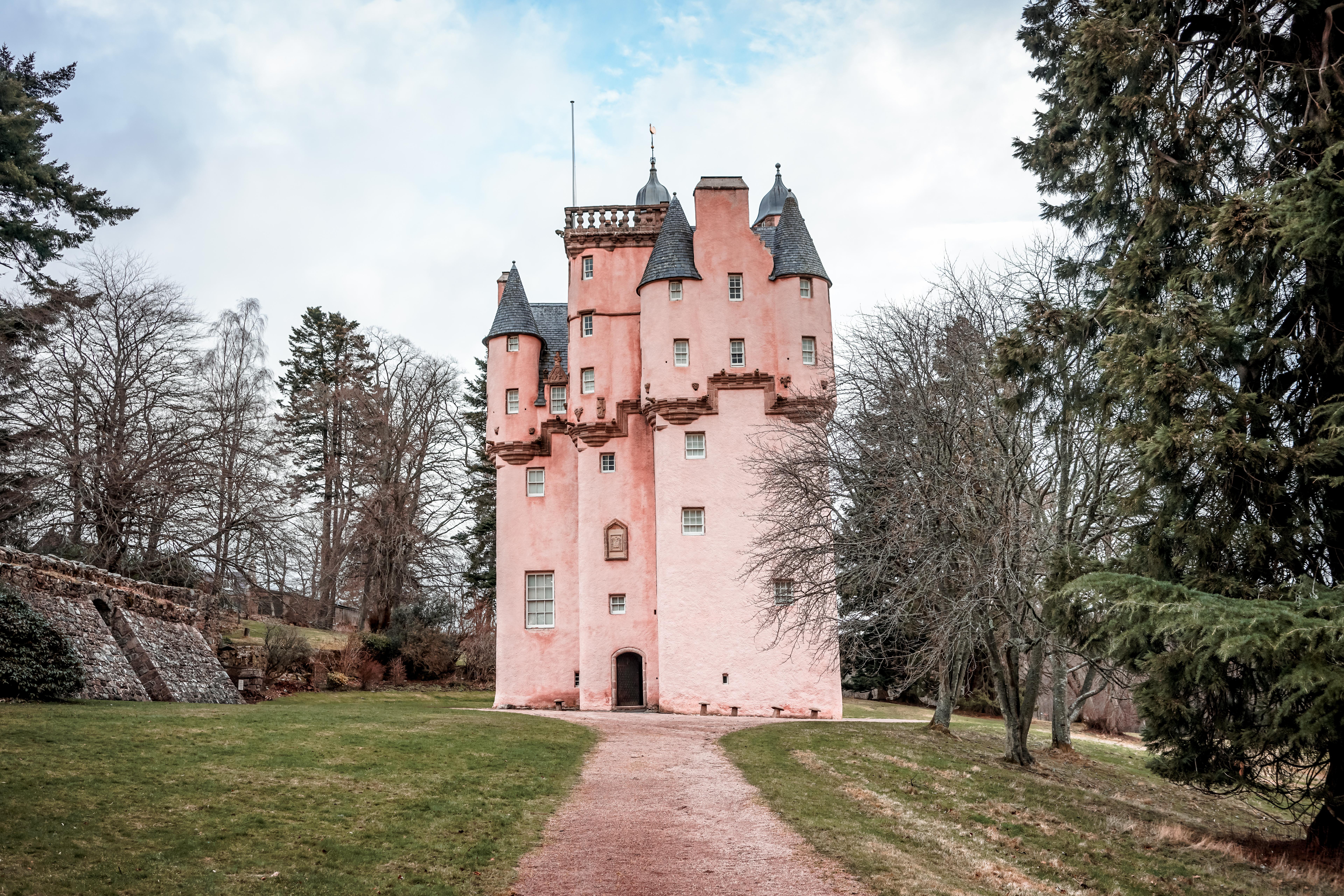 72 hours in Aberdeenshire | Craigevar Castle