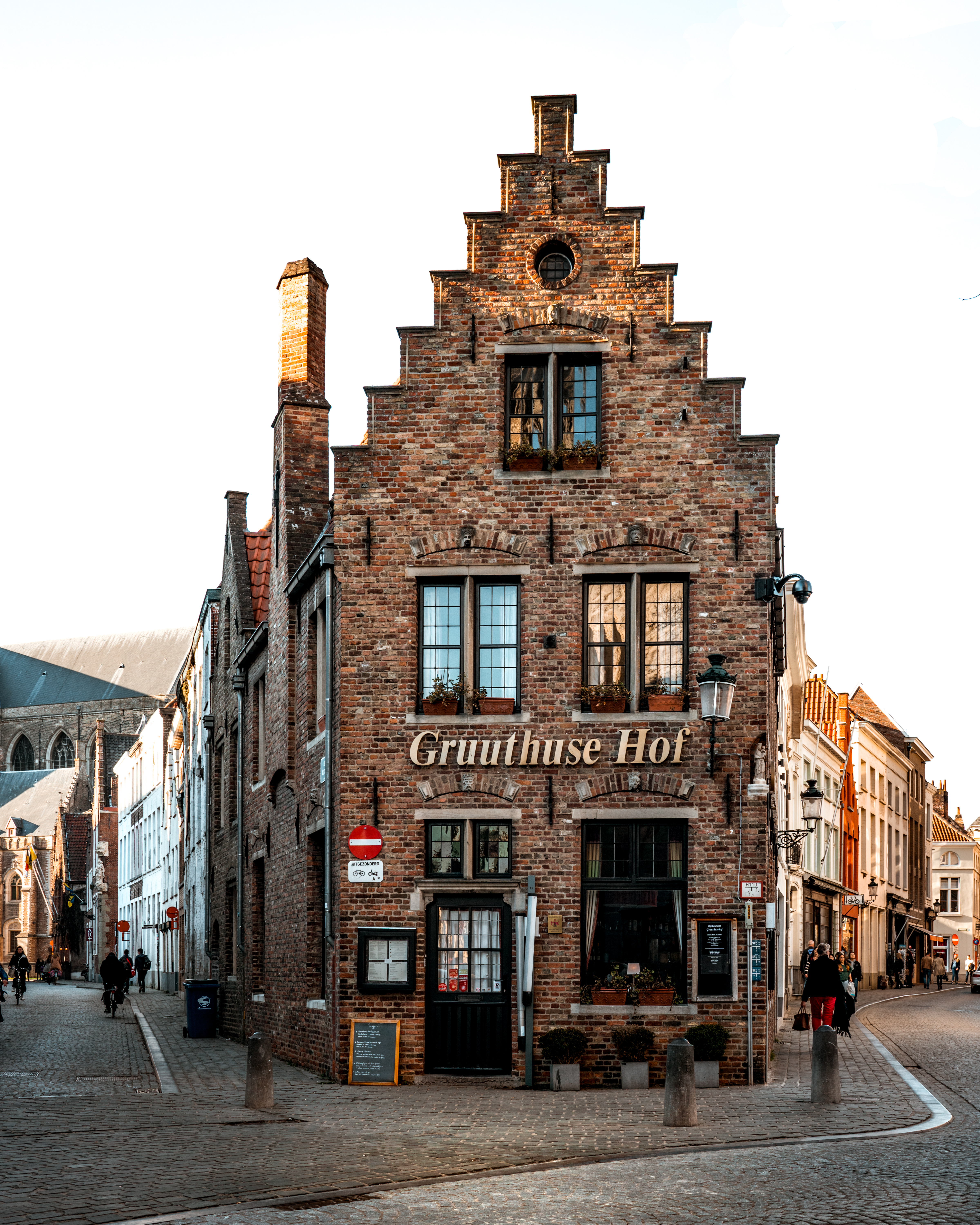 The Most Picturesque Locations in Bruges   Mariastraat