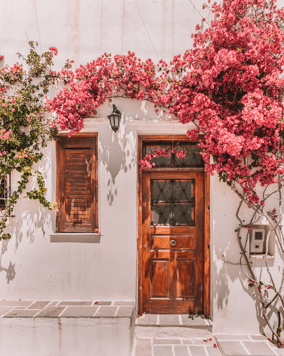 Most Instagrammable Places in Greece | Lefkes: The Ancient Capital of Paros
