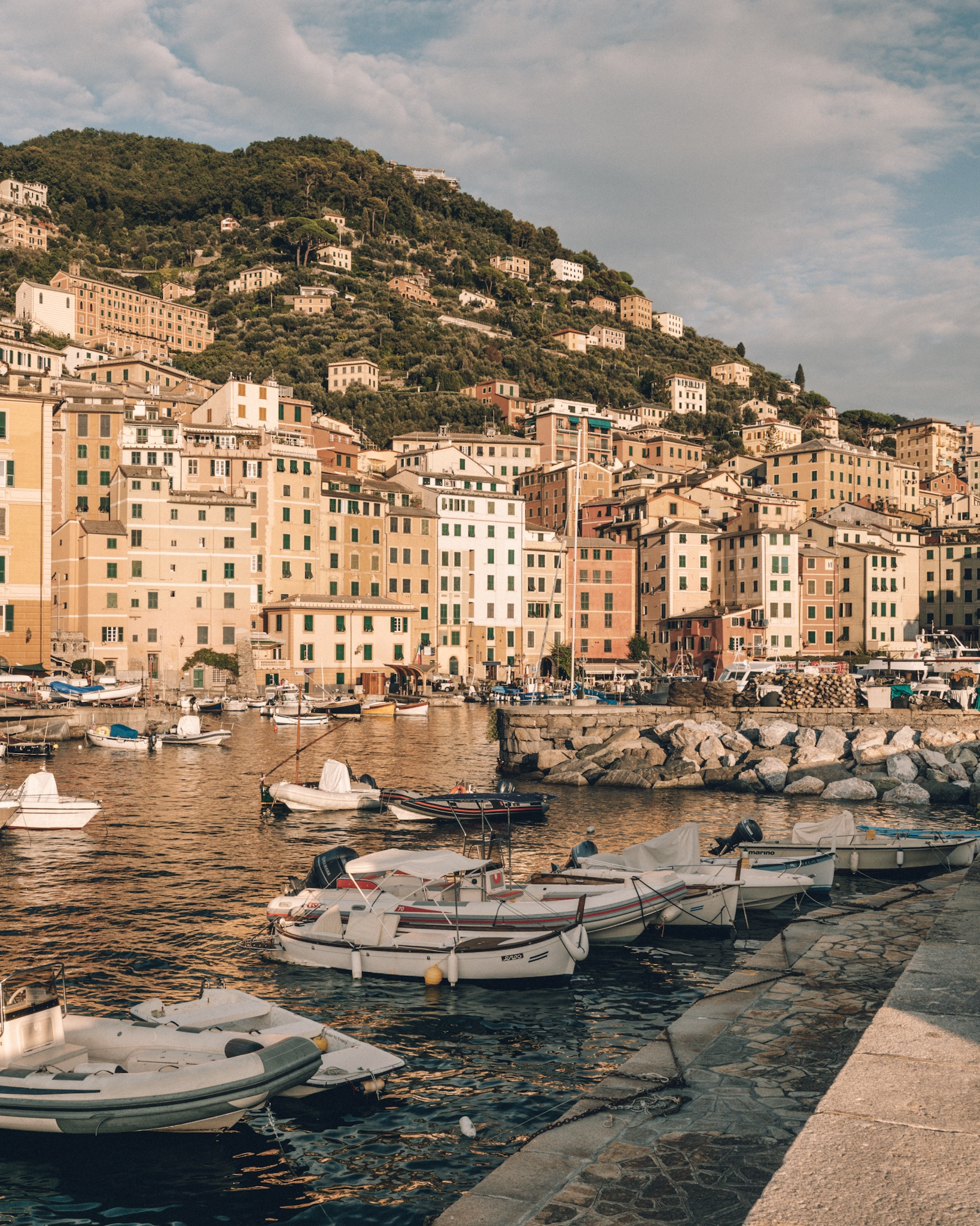 2 Day Ligurian Coast Itinerary | Camogli
