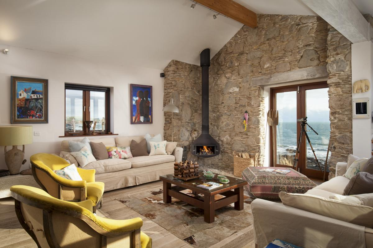 Incredible Holiday Houses in Cornwall | Pebbleline