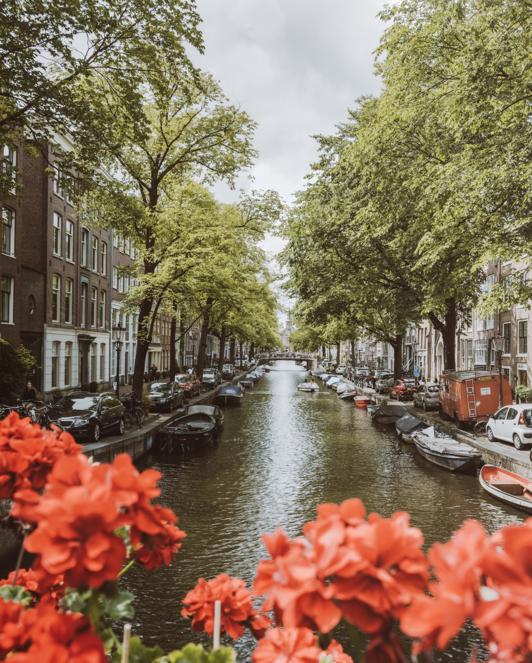 Exploring Europe with P&O Ferries   Amsterdam   Netherlands