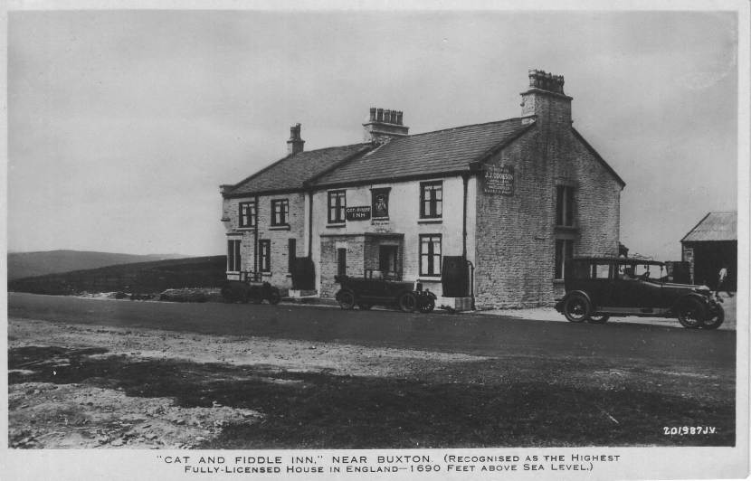 cat and fiddle buxton
