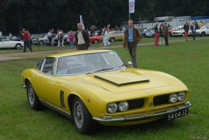iso grifo series 1 with bonnet scoop