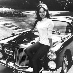 Jackie Collins Facel Vega